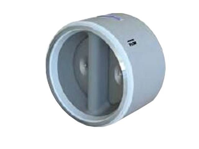 BW end dual plate  check valve