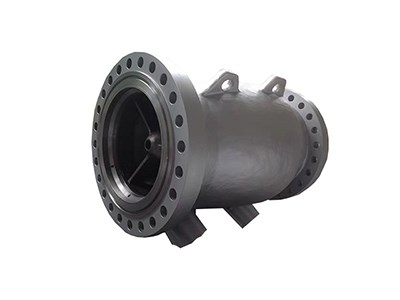 Axial Flow Check Valve(Long Type)