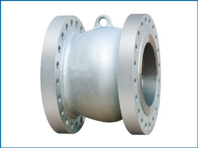 Axial Flow Check Valve (Short type)